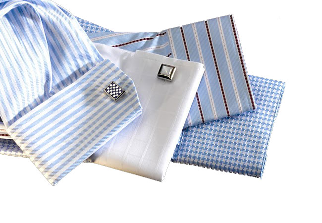 Custom Dress Shirt Cuffs