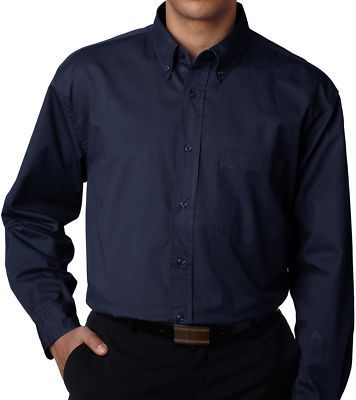 Navy Dress Shirts | Navy Blue Dress Shirt | Mens Navy Dress Shirt