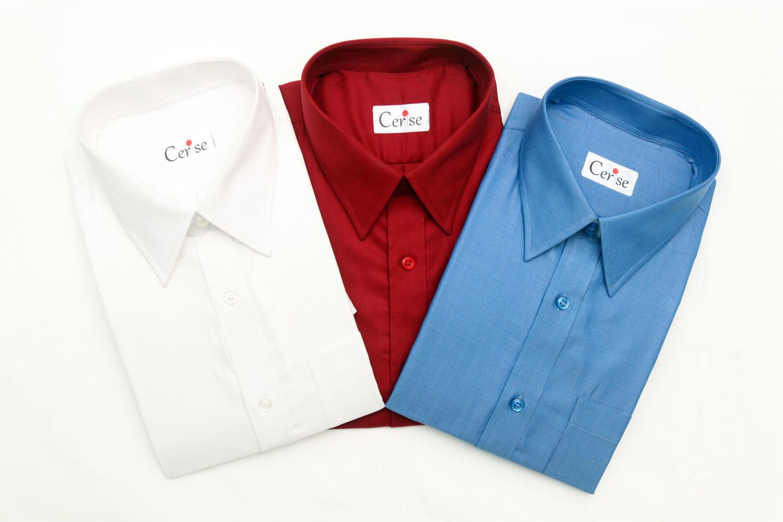 Spread collar shirt wide spread collar dress shirts for Mens wide collar dress shirts