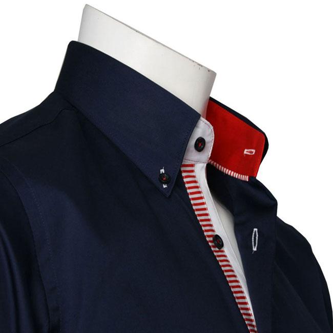 Men's Formal Button Down Shirt