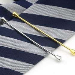 Gold Shine Corsage Collar Pin Bar