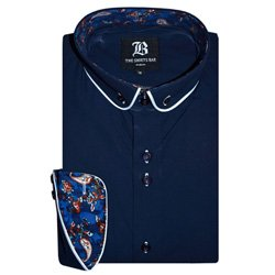 MEN'S NAVY SHIRT
