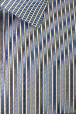 Blue/White/Gray/Black Stripes